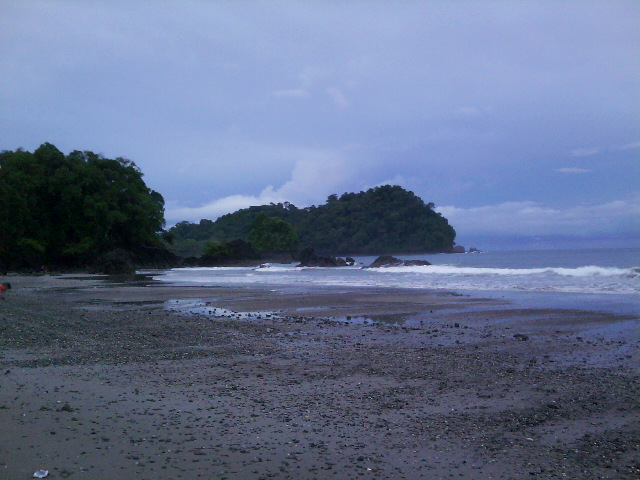 Manuel Antonio beach, Costa Rica.
